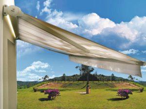 Tenda da sole mod Compact - Arquati- con cassonetto-www.bf2000tende.it